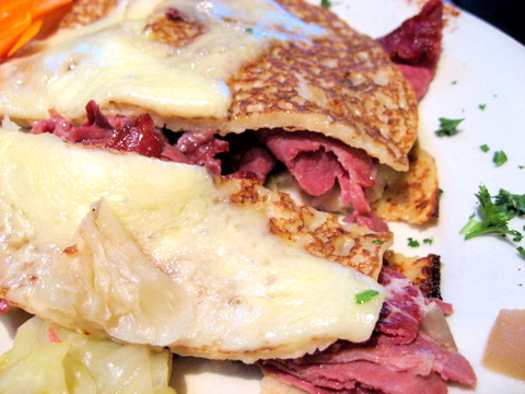 Corned Beef Boxty